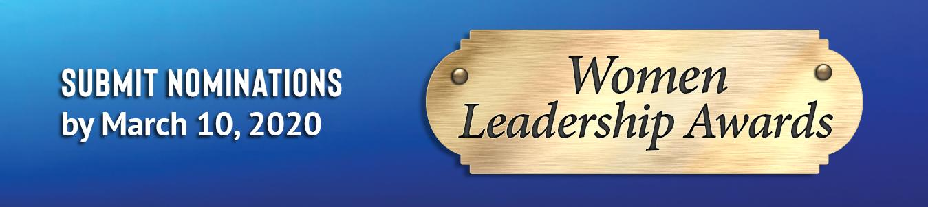 Womens Leadership Awards