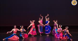 Bharatanayam Dance