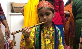 Dallas Indian Youth Prepare to Shine at Sanskriti 2020 - A Dallas Desi Youth Talent Competition at Radha Krishna Temple in Allen, TX