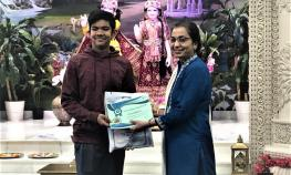 Radha Krishna Temple Inspires Youth to Shine